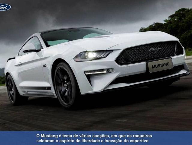 Ford comemora o Dia Mundial do Rock com playlist de clássicos sobre carros
